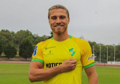 Leandro Silva é reforço