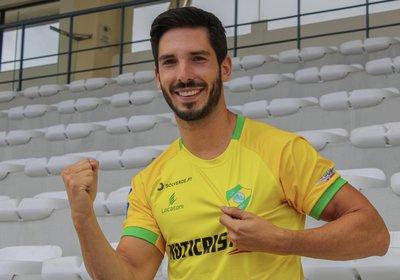 Pedro Aparício é reforço