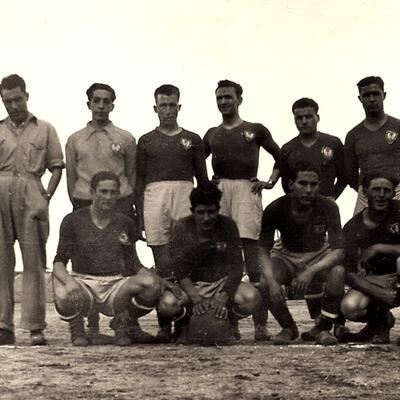 09.03.1952 1ª Equipa