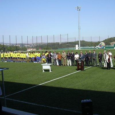 Inauguração Estádio Municipal Venda do Pinheiro 2004