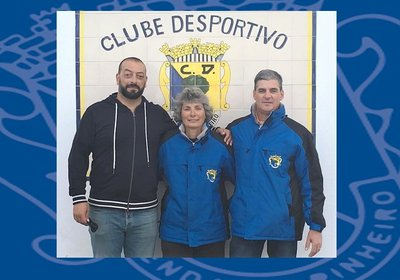 EQUIPA TÉCNICA BENJAMINS 2009 2019/2020