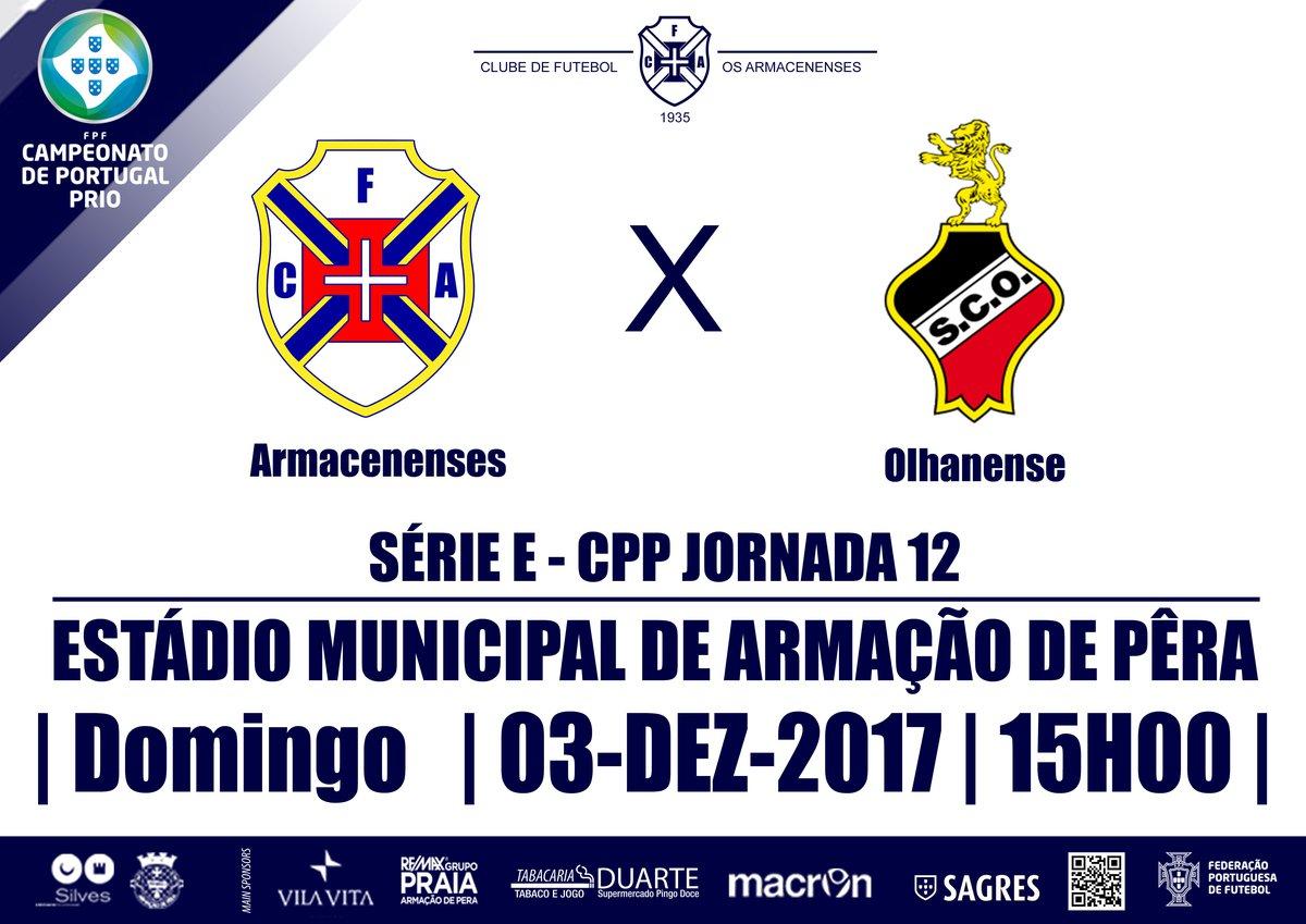 Campeonato de Portugal SE 2017/18 - Jornada 12