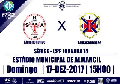 Campeonato de Portugal SE 2017/18 - Jornada 14
