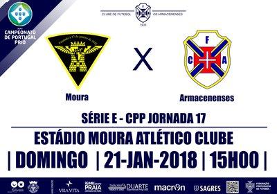 CAMPEONATO DE PORTUGAL SE 2017/18 - JORNADA 17