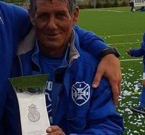 Clube de Futebol «Os Armacenenses» de luto.