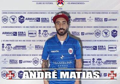 André Matias confirma renovação