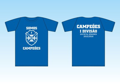 T-Shirts disponíveis