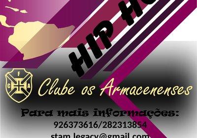 AULAS DE HIP HOP E DANÇAS DE SALÃO