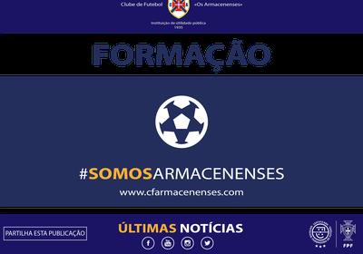 Balanço da Época - Formação.
