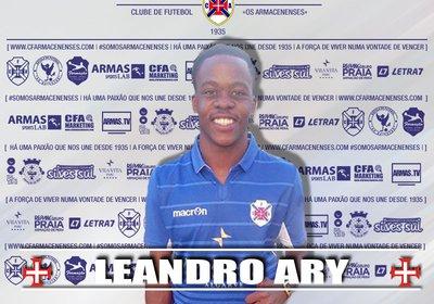 Ary ex Ferreiras é reforço