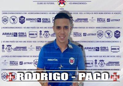 Rodrigo Fernandes renova com o Clube