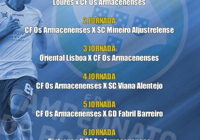 Sorteio - Campeonato Prio Portugal