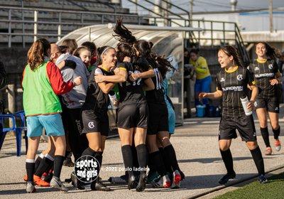 Clube de Albergaria garante apuramento para fase de campeão nacional