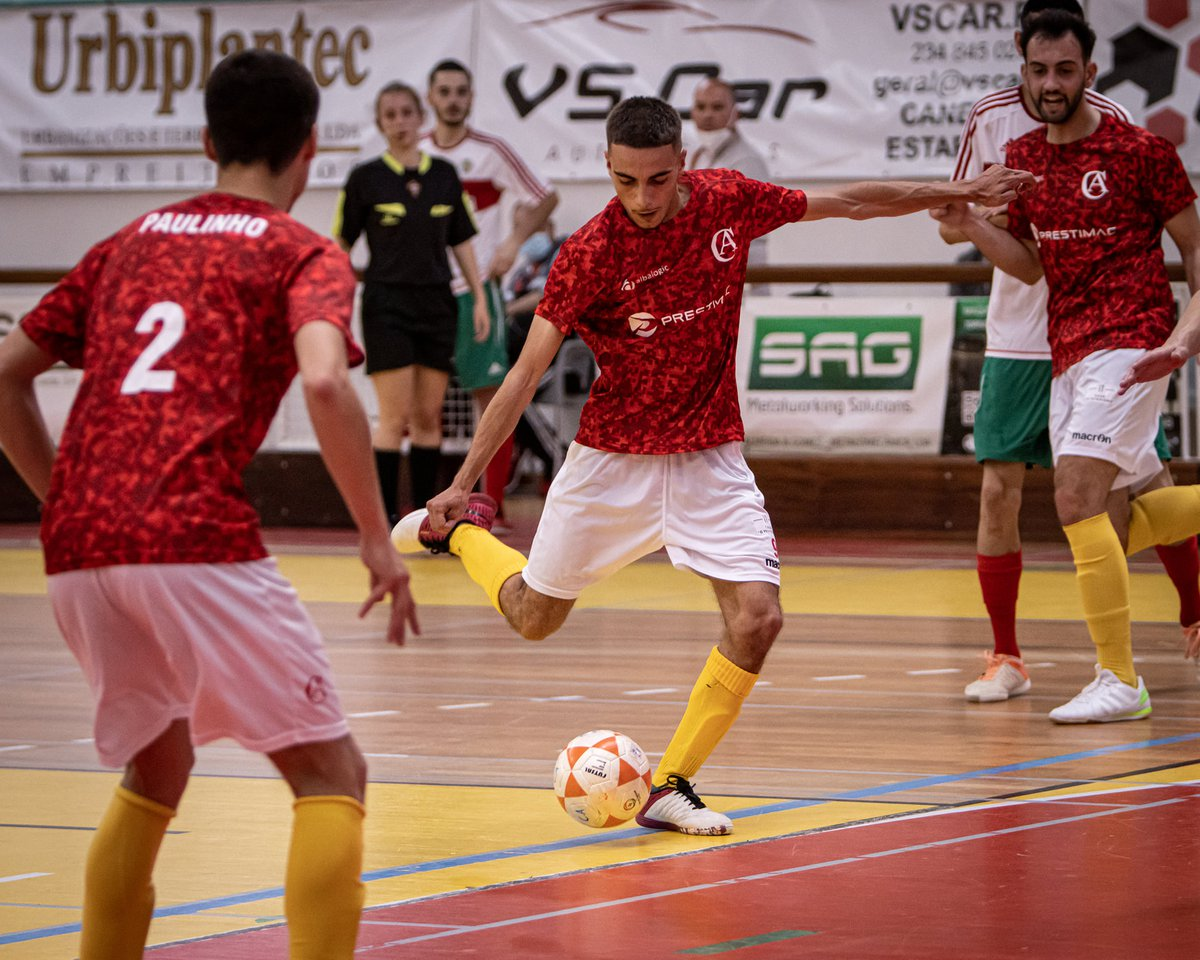 Futsal na 1ª distrital