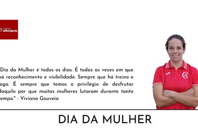 Dia da Mulher - Viviana Gouveia