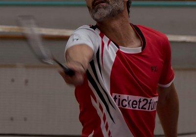 Badminton de regresso aos treinos