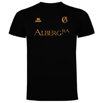 Tshirt Albergª Preto