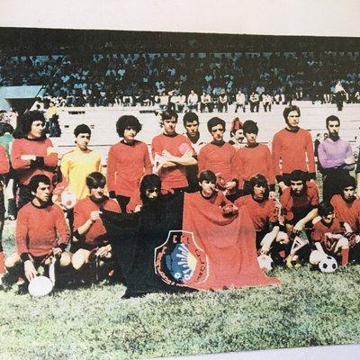 Homenagem aos Campeões Nacionais
