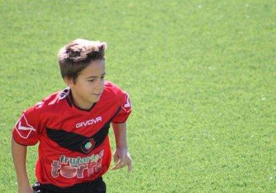 O jovem Lamecense, Afonso Moreira formado no nosso clube, chamado à Seleção Nacional.