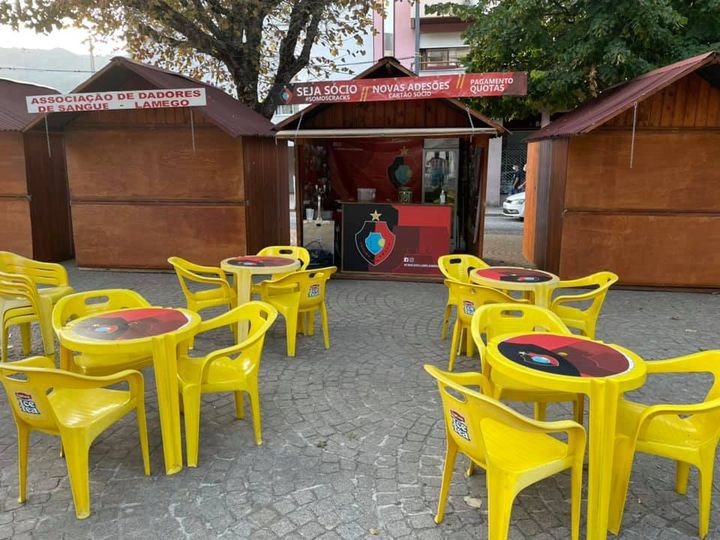 Cracks na Romaria de Portugal.