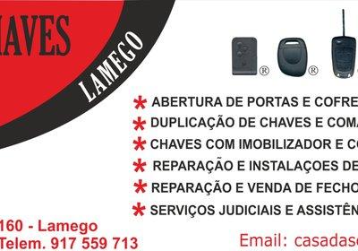 Protocolo Cracks Clube de Lamego - Casa das Chaves