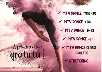 MTV Dance - participa!