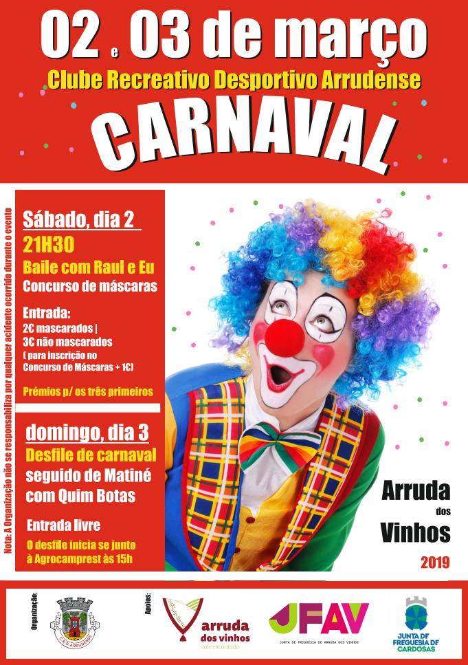 CARNAVAL 2019 - cartaz