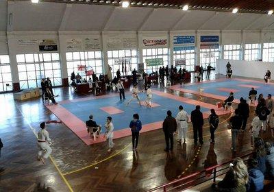 Campeonato de Karaté foi um sucesso