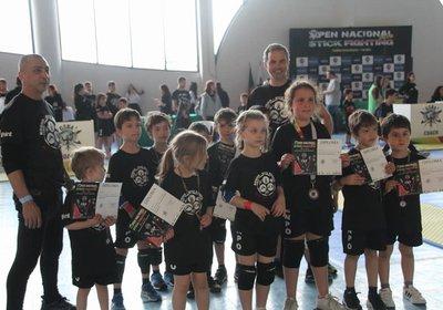 C.R.D.A. com excelentes resultados no Campeonato Nacional de Stick-Fighting