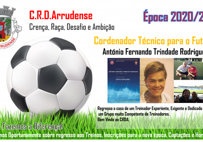 Coordenador Técnico 2020/2021 Futebol