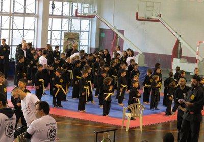 CRDA brilha no 22° Campeonato Nacional de kenpo