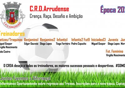 Equipas Técnicas 2020/2021 Futebol