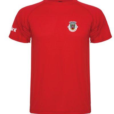 T-Shirt Técnica de Treino CRDA Person.