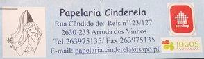 Papelaria Cinderela