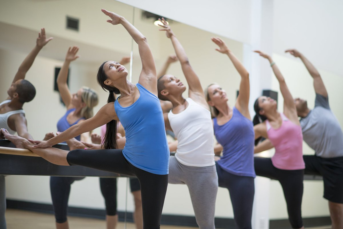 Ballet Fitness/Stretching