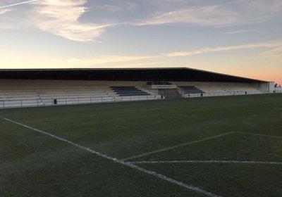 O Custóias FC vai ter um sintético novo