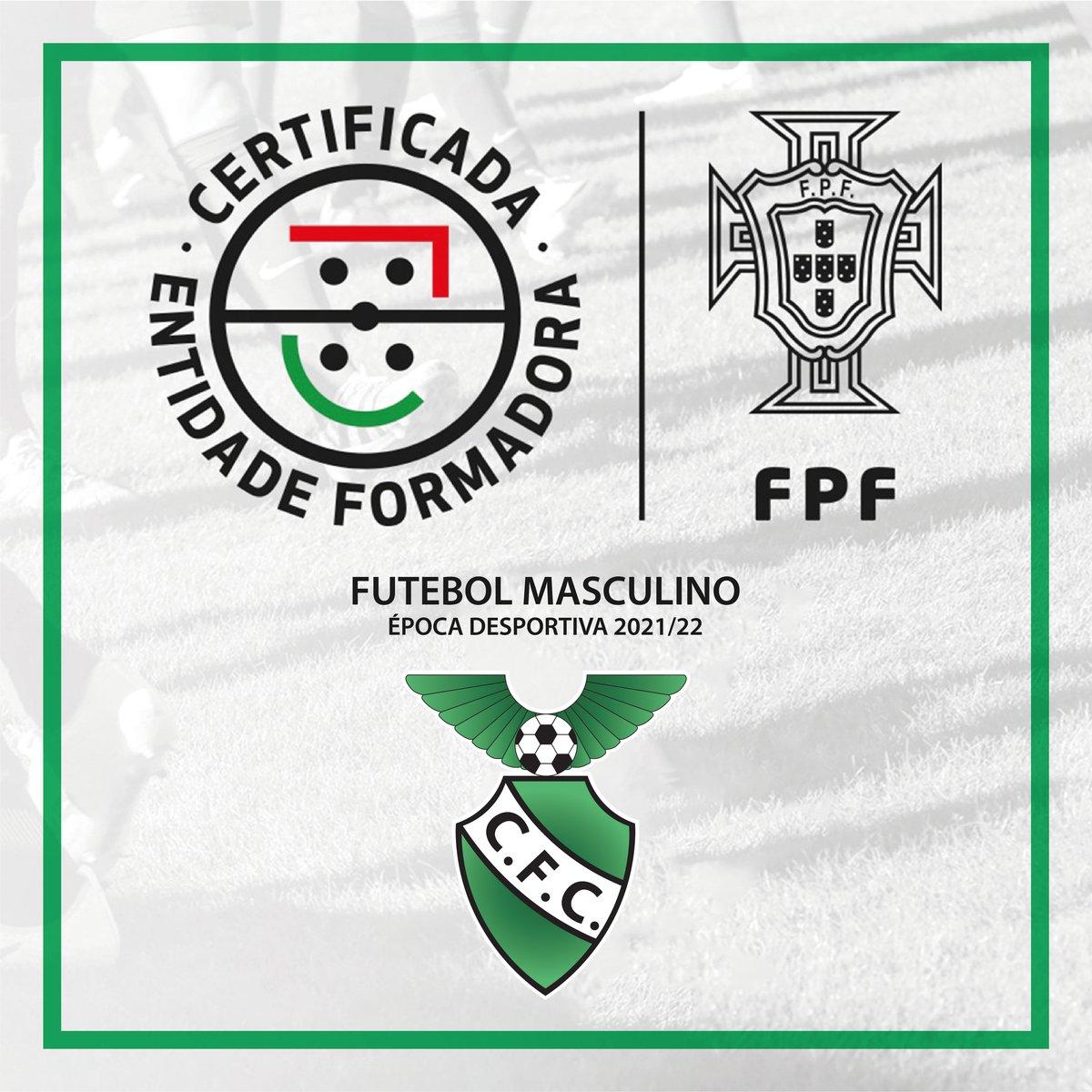 Custóias Entidade Formadora Época Desportiva 2021/22