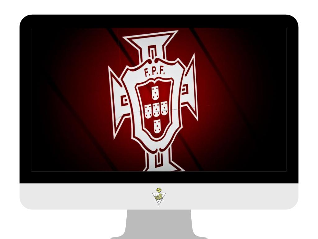 ⚽️ 107 anos da Federação Portuguesa de Futebol