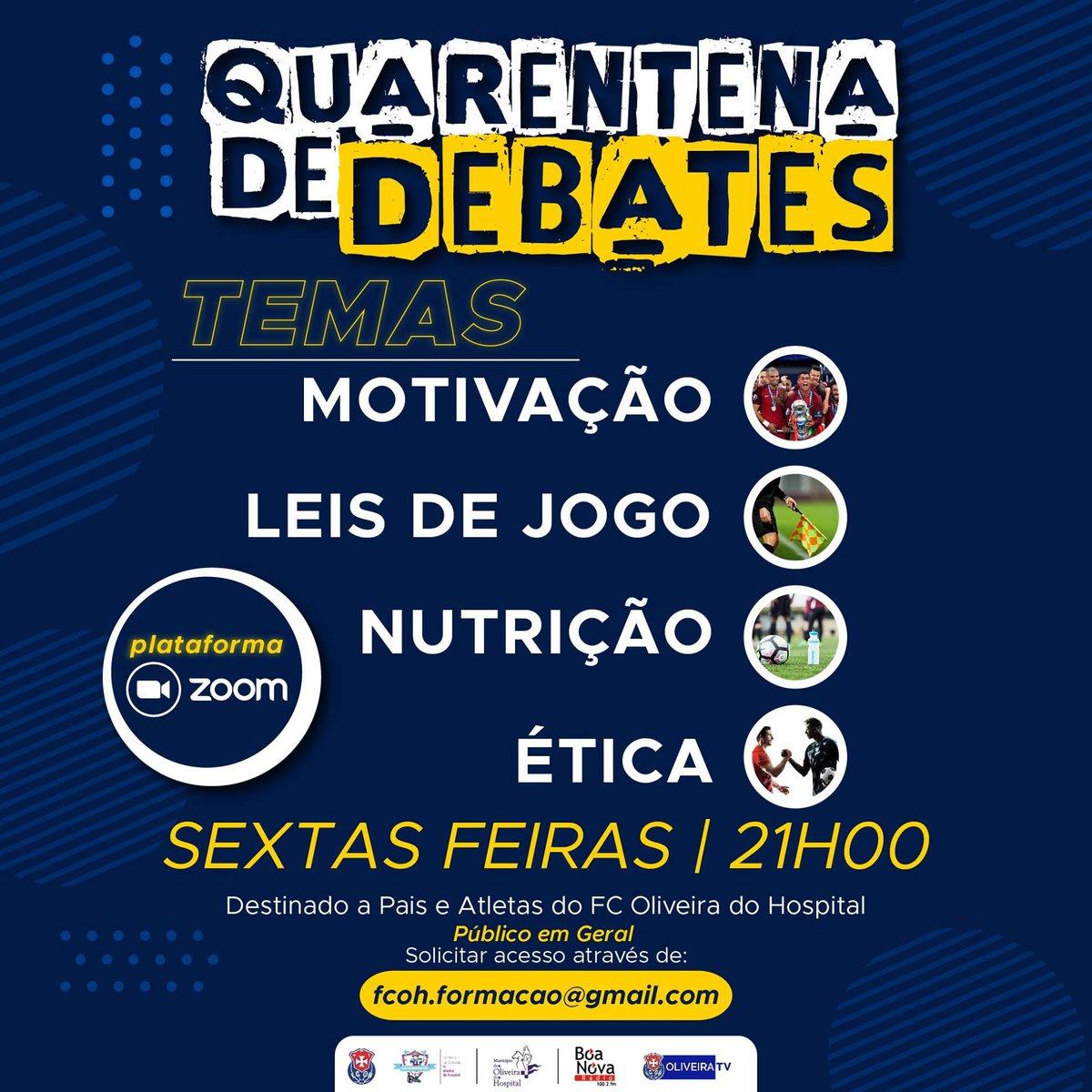 Quarentena de Debates