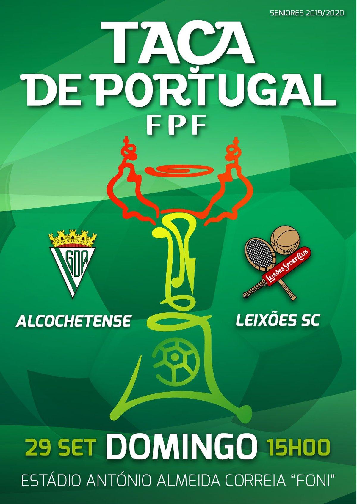 Taça de Portugal volta a Alcochete