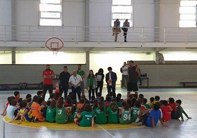GDA Basket em Estagio Distrital