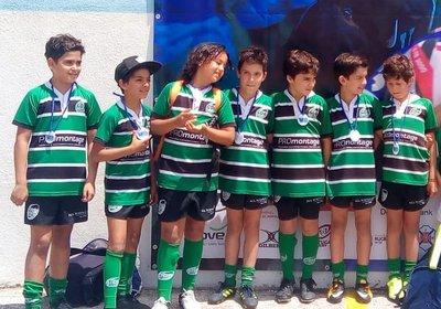 GDA Rugby no Torneio Kiko Rosa 2019
