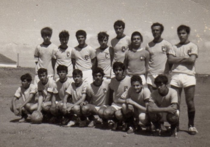 Equipa de 1970