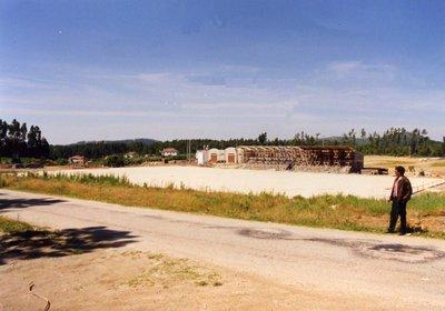 Construção Estádio Nuno Álvares Pereira