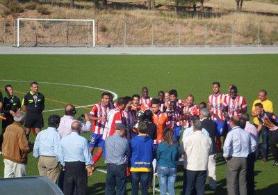 Vencedor Taça de Honra 2014
