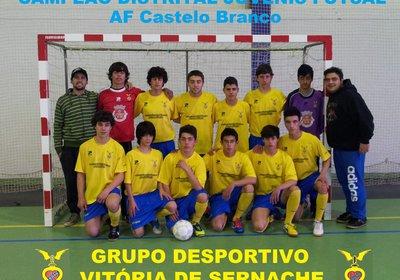 Campeao Juvenis Futsal 2013_14