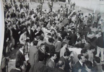 Subida segunda divisão 1962