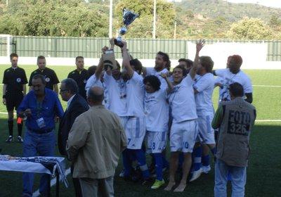 Vencedor da Taça 2011