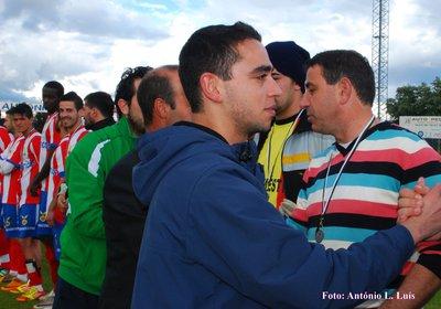 Vencedor Taça de Honra 2012