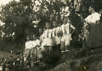 Vencedor Taça Amizade 1957